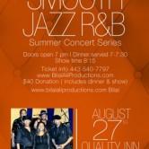 Smooth Jazz, R&B, August 27, 2016