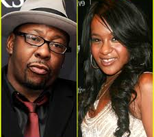 Bobby Brown finds calmnesss after daughters death