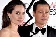 Angelina Jolie  files for divorce
