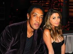 Scottie Pippen files for divorce from wife of 19 years