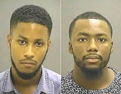 Police identify two men suspected in fatal Downtown shooting