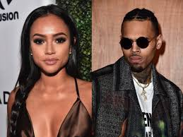 Judge orders Chris Brown to stay away from his ex  Karrueche Tran