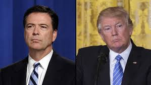 "Trump Told Russians That Firing 'Nut Job' Comey relieved ""great Pressure "" on him"