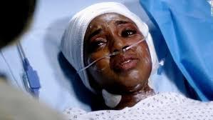 'Grey's Anatomy' doctor Dr. Stephanie Edwards (Jerrika Hinton)  quit the show