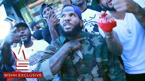 Rapper The Game asks his fans to contribute to fundraiser for slain Baltimore dirt bike rider  Sean Williams