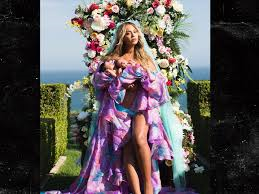 """Sir Carter and Rumi 1 month today,"" Bey & Jay-Z twins"