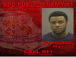 Baltimore Police announce Public Enemy No. 1 in shooting death of a mother of eight children
