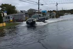 Hurricane Maria hammers Puerto Rico