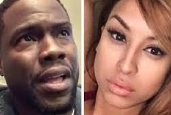 The Woman in the video with Kevin Hart says she is a victim also