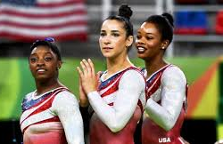 Simone Biles Blasts Gabby Douglas for Telling Aly Raisman Women Should 'Dress modestly and be classy