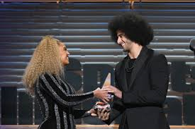 "Beyoncé Thanks Colin Kaepernick for His ""Selfless Heart"""