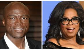 Seal Calls out Oprah
