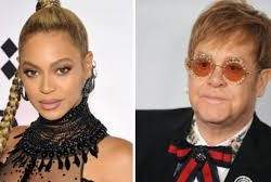 Beyoncé and Elton John are working on a Song for The Lion King