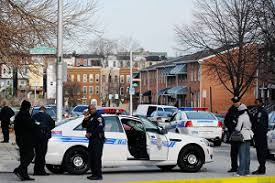 13 shot, 5 dead from shootings in three day period in Baltimore
