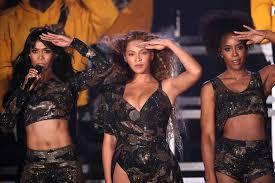 bey destiny chil Beyoncé Reunites with Destinys Child — and Makes History!