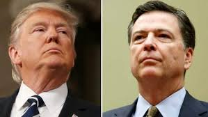 Comey-Trump feud takes a vicious turn
