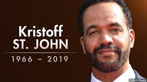 neal 1 Kristoff St. John last episode of Young and the Restless