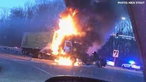 Klein's ShopRite Markets president, boy killed in 12-vehicle crash