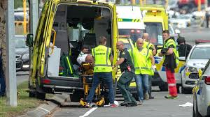 new zealand At Least  49 Dead at New Zealand Mosque Shootings