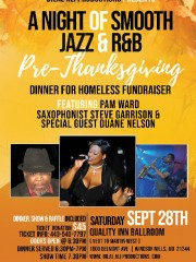 Smooth Jazz, R&B, September 28, 2019