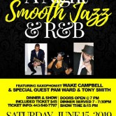 Smooth Jazz, R&B, June 15, 2019