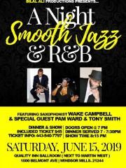 Smooth Jazz, R&B, June 15, 2019