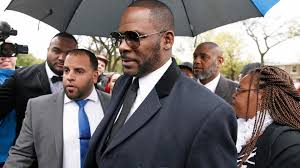 R. Kelly charged with 11 new counts of sexual assault and abuse