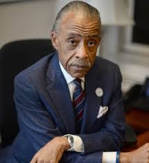Decades later, Sharpton still insists: No justice, no peace